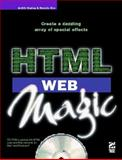 HTML Web Magic, Zee, Natalie and Ibanez, Ardith, 1568303351
