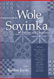 Perspectives on Wole Soyinka : Freedom and Complexity, , 1578063353