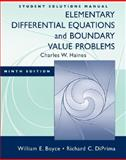 Elementary Differential Equations and Boundary Value Problems, Boyce, William E. and DiPrima, Richard C., 0470383356