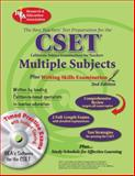CSET : Multiple Subjects Plus Writing Skills Examination, DenBeste, Michelle and Charney, Jean O., 073860335X