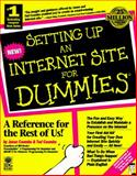 Setting up an Internet Site for Dummies 9781568843353