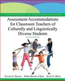 Assessment Accommodations for Classroom Teachers of Culturally and Linguistically Diverse Students, Herrera, Socorro G. and Murry, Kevin G., 0132853353