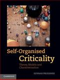 Self-Organised Criticality : Theory, Models and Characterisation, Pruessner, Gunnar, 0521853354