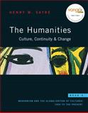 The Humanities : Culture, Continuity, and Change, Book 6 (with MyHumanitiesKit Student Access Kit), Sayre, Henry M., 0205723357