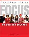 College Success, Staley, Constance, 0495803359