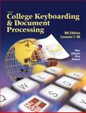Gregg College Keyboarding and Document Processing (GDP), Home Version, Kit 1, Word 2000, V2. 0, Ober, Scot and Johnson, Jack E., 0073023353