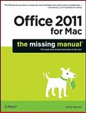 Office 2011 for Mac, Grover, Chris, 1449393357