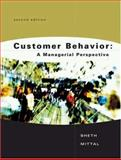 Customer Behavior : A Managerial Perspective, Sheth, Jagdish N. and Mittal, Banwari, 0030343364