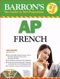 Barron's AP French with Audio CDs and CD-ROM, Laila Amiry, 0764193368