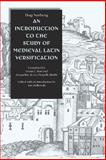 An Introduction to the Study of Medieval Latin Versification 9780813213361
