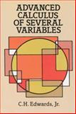 Advanced Calculus of Several Variables, Edwards, C. H., Jr., 0486683362