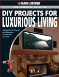 DIY Projects for Luxurious Living, Jerri Farris, 1589233360