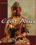 East Asia : A New History, Murphey, Rhoads, 0321163362