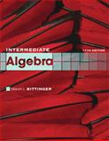 Intermediate Algebra, Bittinger, Marvin L., 0321613368