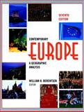 Contemporary Europe : A Geographic Analysis, Berentsen, William H., 0471583367