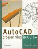 AutoCAD Programming in C/C++, Ransen, Owen, 0471963364
