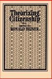 Theorizing Citizenship, Ronald Beiner, 0791423360