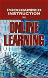 Programmed Instruction in Online Learning, Canton, Reinaldo L., 1934043362