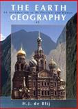 The Earth : An Introduction to Its Physical and Human Geography, de Blij, H. J. and Goode, A., 0471003360