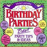Birthday Parties, Vicki Lansky, 0916773361