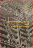 Rethinking Culture and Cultural Analysis, Joaquim Braga, 3832533362