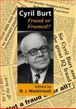 Cyril Burt : Fraud or Framed?, , 019852336X