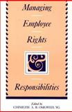 Managing Employee Rights and Responsibilities, Chimezie A.B. Osigweh, 0899303366
