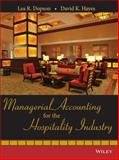 Managerial Accounting for the Hospitality Industry, Dopson, Lea R. and Hayes, David K., 0471723371