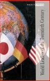 World Leaders of the Twentieth Century, Salem Press, 0893563374