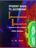 Educational Research, Gay, Lorraine R., 0135023378