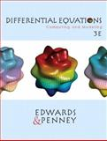 Differential Equations : Computing and Modeling, Edwards, Henry C. and Penney, David E., 0130673374