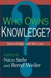 Who Owns Knowledge? 9780765803375
