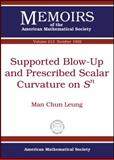 Supported Blow-up and Prescribed Scalar Curvature On $S^n$, Man Chun Leung, 0821853376