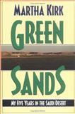 Green Sands, Martha Kirk, 0896723372
