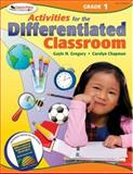 Activities for the Differentiated Classroom, Grade 1, Chapman, Carolyn, 1412953375