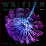Writing : A Manual for the Digital Age, Blakesley, David and Hoogeveen, Jeffrey L., 0495833371
