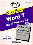 Introduction to Word 7, Blanc, Iris, 1562433377