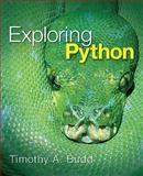 Exploring Python, Budd, Timothy, 0073523372