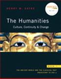 The Humanities : Culture, Continuity, and Change, Book 1 Reprint (with MyHumanitiesKit Student Access Code Card), Sayre, Henry M., 0205723373