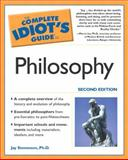 The Complete Idiot's Guide to Philosophy, Jay Stevenson, 0028643380