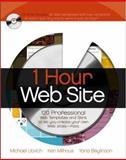 1 Hour Web Site, Michael Utvich and Ken Milhous, 0471933384