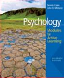 Psychology : Modules for Active Learning with Concept Modules with Note-Taking and Practice Exams, Coon, Dennis and Mitterer, John O., 0495553387
