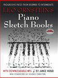 Leo Ornstein's Piano Sketch Books with Downloadable MP3s, Leo Ornstein, 0486493385