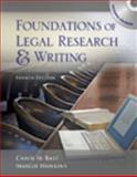 Foundations of Legal Research and Writing, Bast, Carol M. and Hawkins, Margie A., 1435413385