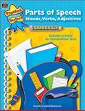 Parts of Speech, Grads 2-3, Sarah, 0743933389