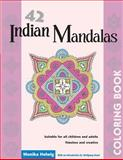 42 Indian Mandalas, Monika Helwig, 0897933389