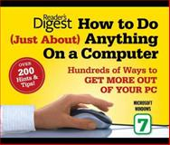 How to Do Just about Anything on a Computer, Reader's Digest Editors, 1606523384