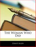 The Woman Who Did, Grant Allen, 1141283387