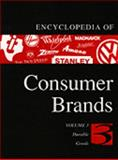 Encyclopedia of Consumer Brands : Durable Goods, Gale Group, 1558623388