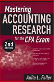 Mastering Accounting Research for the CPA Exam, Feller, Anita L., 0470293381